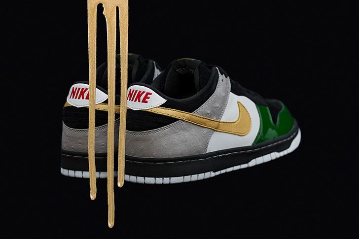 "Photo06 - ナイキは、mita sneakers提案モデルDUNK LOW JP QS ""温故知新""を発売"