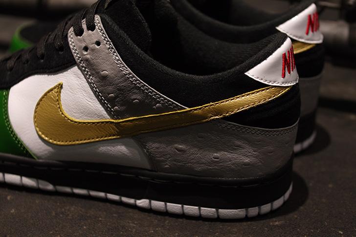 "Photo11 - ナイキは、mita sneakers提案モデルDUNK LOW JP QS ""温故知新""を発売"