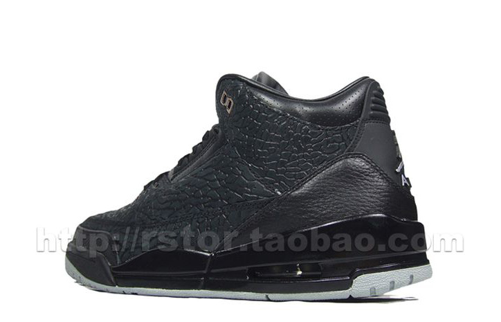 "Photo03 - AIR JORDAN 3 ""BLACK FLIP"" NEW IMAGES"