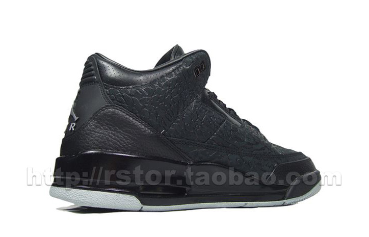 "Photo04 - AIR JORDAN 3 ""BLACK FLIP"" NEW IMAGES"