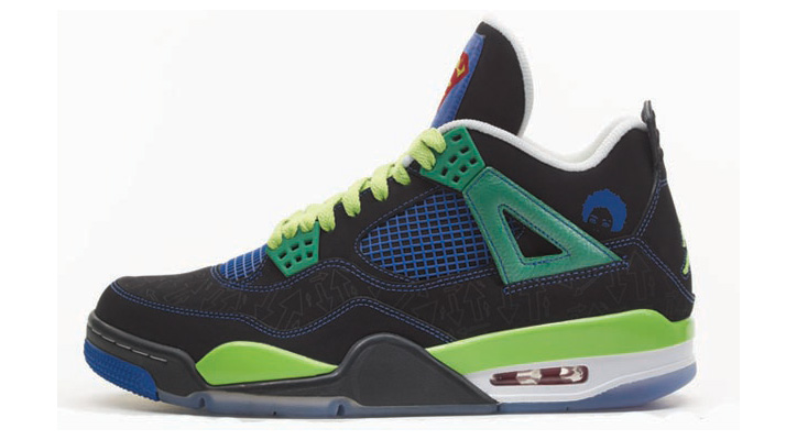 "Photo01 - NIKE AIR JORDAN 4 ""DOERNBECHER"""