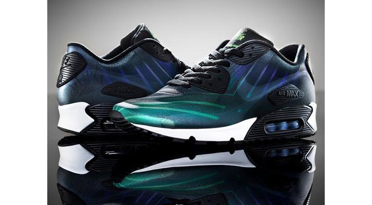 Photo01 - Nike x Hurley 'Phantom 4D' Air Max 90