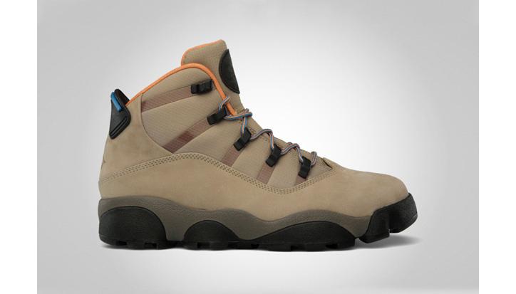 "Photo01 - Nike Jordan Winterized 6 Rings ""Khaki"""