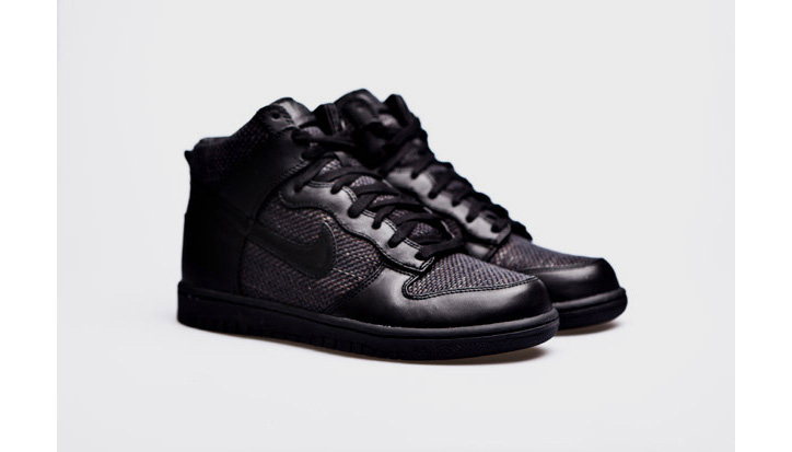 Photo01 - Maharam x Nike Dunk High Premium Black