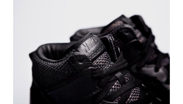 Photo02 - Maharam x Nike Dunk High Premium Black