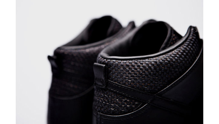 Photo04 - Maharam x Nike Dunk High Premium Black