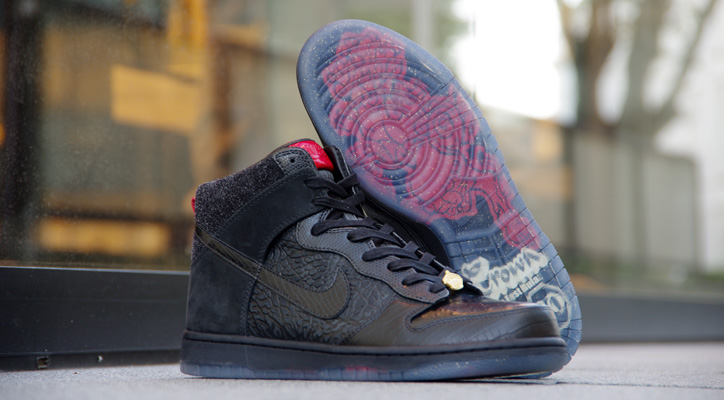 Photo05 - Mighty Crown x NIKE DUNK HI PREMIUM / SKY FORCE 88 LOW LTR