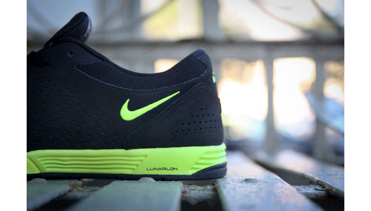 Photo03 - Nike SB Paul Rodriguez 5 Black/Volt