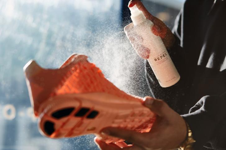 Photo01 - JASON MARKKより、大切なシューズを守る強力な防水(撥水)スプレーREPELが発売