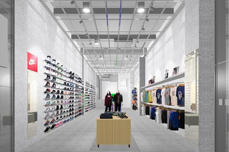Photo01 - Sports Lab by atmosは、関西初の路面店を心斎橋エリアにオープン
