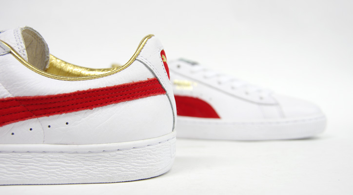 """Photo19 - Puma THE GOLD CLASSIC PACK """"LIMITED EDITION for The LIST"""""""
