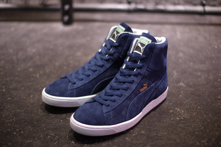 """Photo02 - Puma JAPAN SUEDE MID """"made in JAPAN"""" """"LIMITED EDITION for 匠 COLLECTION"""""""