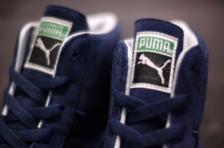 """Photo04 - Puma JAPAN SUEDE MID """"made in JAPAN"""" """"LIMITED EDITION for 匠 COLLECTION"""""""