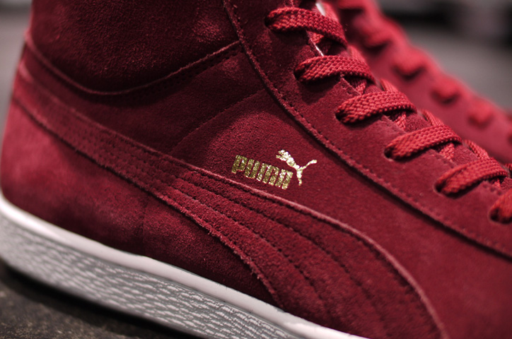 """Photo07 - Puma JAPAN SUEDE MID """"made in JAPAN"""" """"LIMITED EDITION for 匠 COLLECTION"""""""