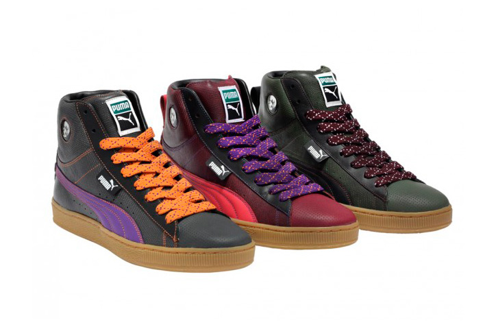 Photo02 - Ron English x Puma Suede Collection