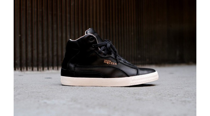 Photo01 - Puma by Alexander McQueen Fall/Winter 2012 Joust & Street Climb High Top Sneakers