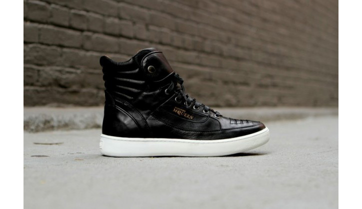 Photo03 - Puma by Alexander McQueen Fall/Winter 2012 Joust & Street Climb High Top Sneakers