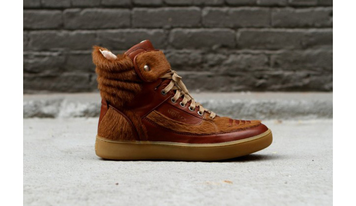 Photo04 - Puma by Alexander McQueen Fall/Winter 2012 Joust & Street Climb High Top Sneakers