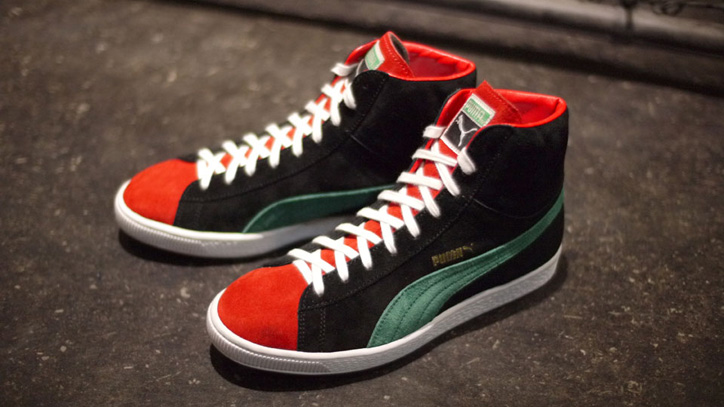 "Photo14 - Puma JAPAN SUEDE MID ""made in JAPAN"" ""匠 COLLECTION"""