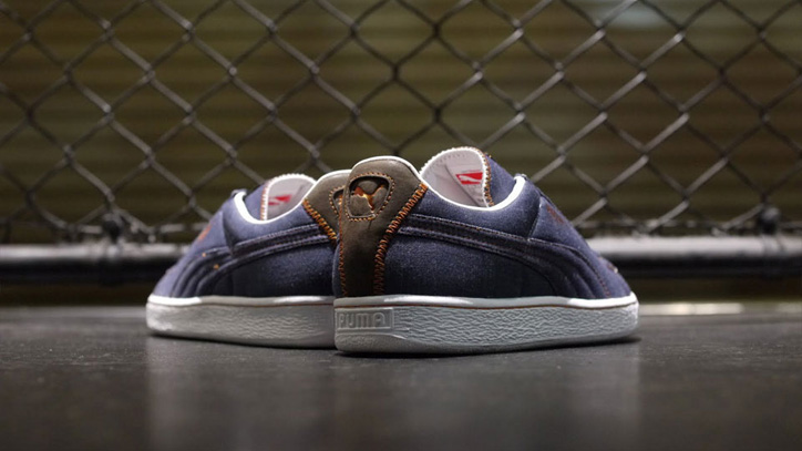Photo05 - Puma STATES x DENIM 「LIMITED EDITION for The LIST」