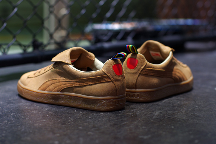 """Photo03 - Puma SUEDE CYCLE MITA """"mita sneakers"""" """"LIMITED EDITION for The LIST"""""""