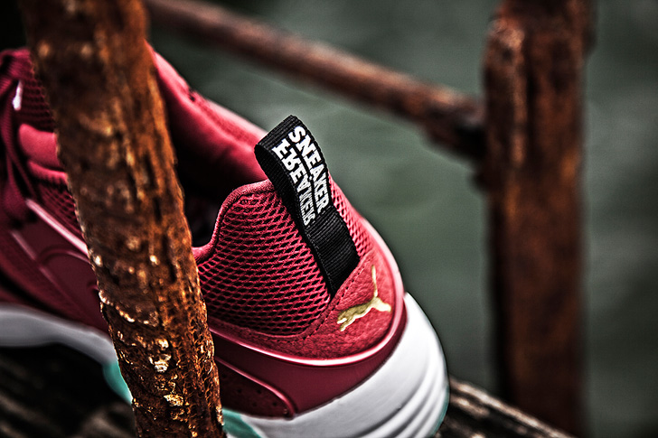 "Photo10 - プーマは、SNEAKER FREAKERとPacker ShoesによるコラボモデルBLAZE OF GLORY ""Bloodbath""を発売"