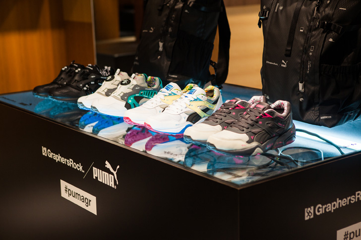 Photo13 - PUMA x GraphersRock Capsule Collection Launch Recap