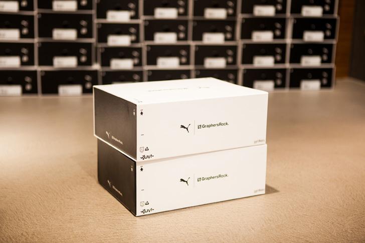 Photo25 - PUMA x GraphersRock Capsule Collection Launch Recap