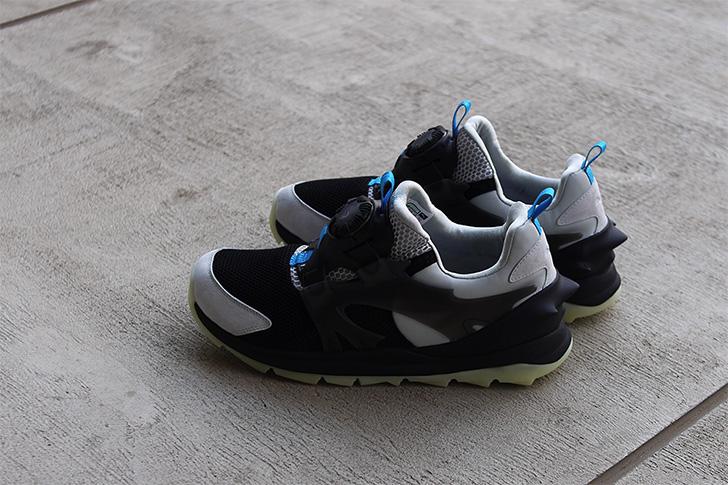 Photo01 - プーマから、WHIZ LIMITEDとmita sneakersによるコラボモデルDISC SWIFT TECH WMが登場