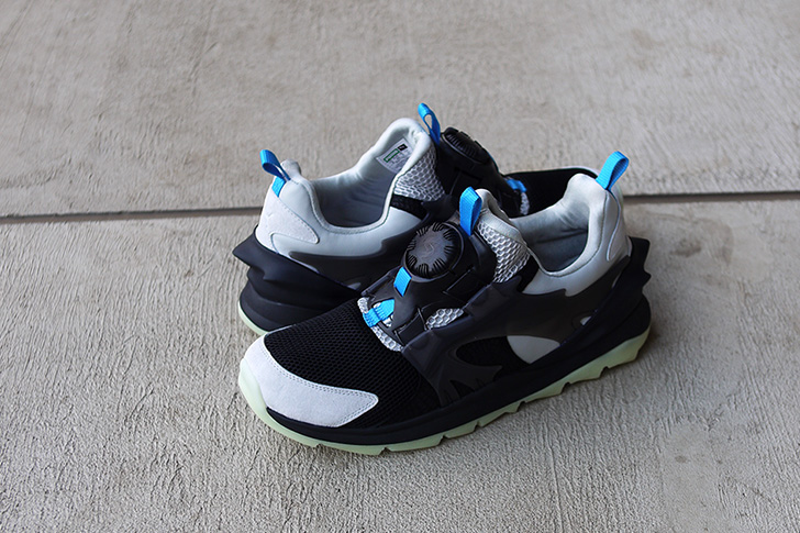 Photo05 - プーマから、WHIZ LIMITEDとmita sneakersによるコラボモデルDISC SWIFT TECH WMが登場