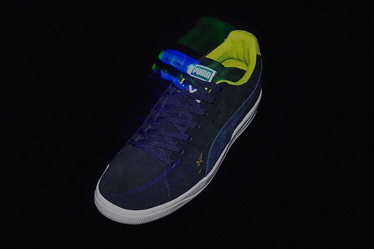 Photo07 - プーマは、WHIZ LIMITEDとmita sneakersによるコラボレートモデルSUEDE IGNITE WMを発売