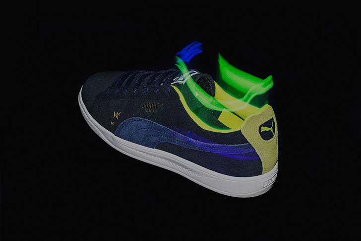 Photo08 - プーマは、WHIZ LIMITEDとmita sneakersによるコラボレートモデルSUEDE IGNITE WMを発売
