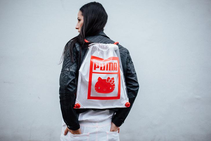 Photo05 - プーマとハローキティがスウェード50周年を記念したコラボレーションモデルを発表