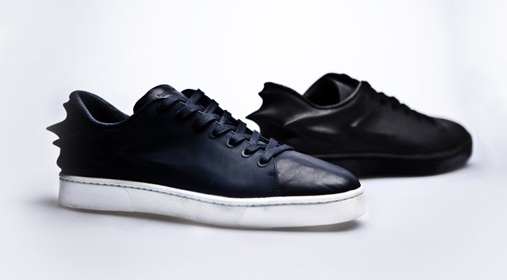 Photo01 - Hussein Chalayan x PUMA Urban Mobility 2011 Fall/Winter Urban Swift