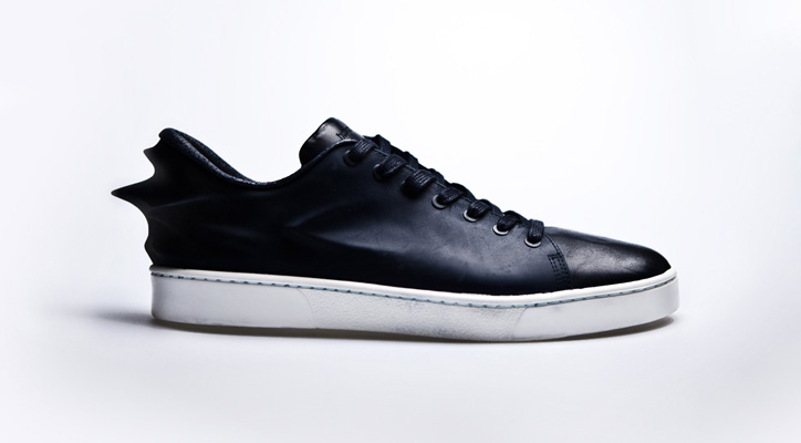 Photo02 - Hussein Chalayan x PUMA Urban Mobility 2011 Fall/Winter Urban Swift