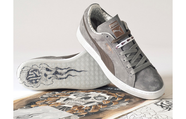 "Photo03 - PUMA ""Ink on PUMA Suede"" Chapter 3"