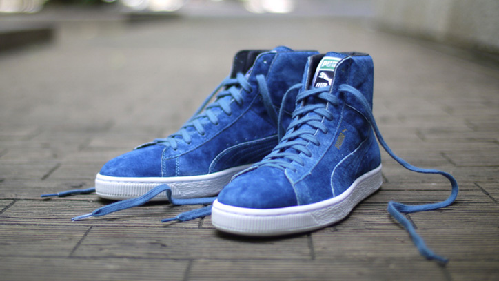 Photo03 - mita sneakers x Puma PUMA SUEDE MID MITA 「LIMITED EDITION for The LIST」