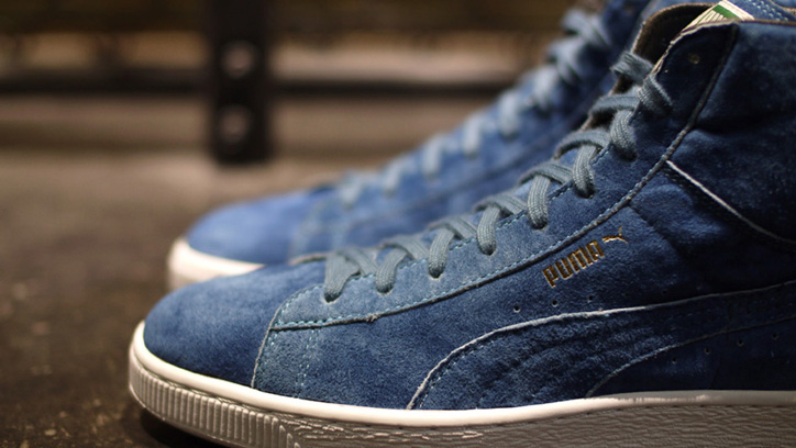 Photo04 - mita sneakers x Puma PUMA SUEDE MID MITA 「LIMITED EDITION for The LIST」