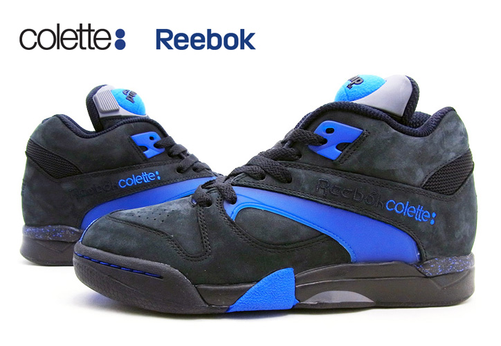 Photo01 - Reebok x Colette PUMP OMNI