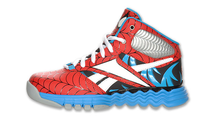 Photo01 - REEBOK THERMALVIBE SPIDERMAN