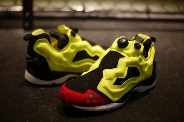 "Photo02 - Reebok PUMP FURY HLS ""LIMITED EDITION"""