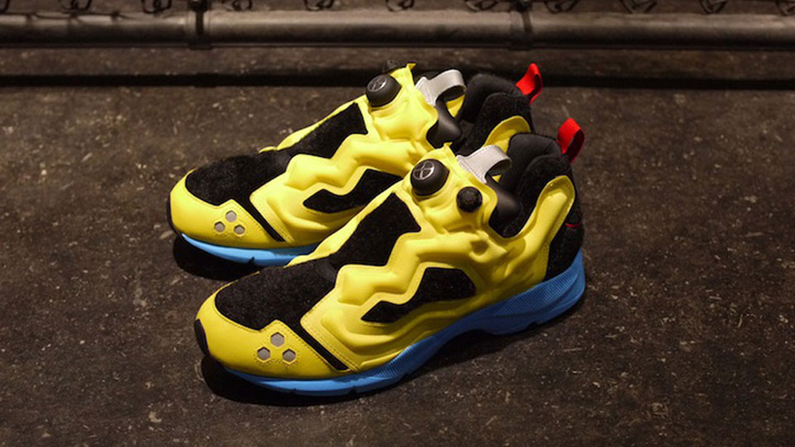 Photo01 - Reebok PUMP FURY HLS 「X-MEN/WOLVERIN」