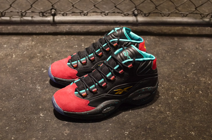 """Photo02 - BURN RUBBER x Reebok QUESTION MID """"LIMITED EDITION"""""""