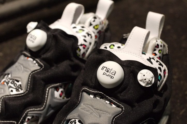 "Photo05 - Reebok INSTA PUMP FURY ""LIMITED EDITION for mita sneakers / BEAUTY&YOUTH UNITED ARROWS WOMENS"""