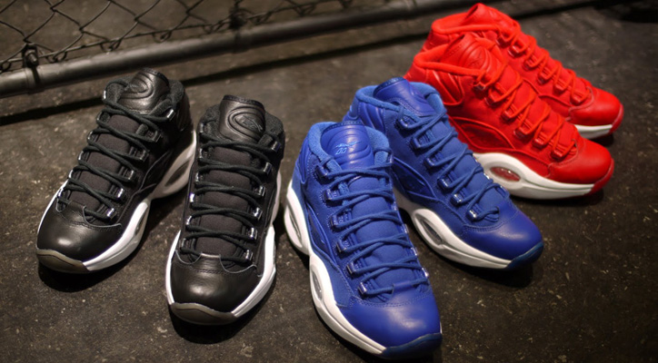 Photo02 - Reebok QUESTION MID 「LIMITED EDITION」