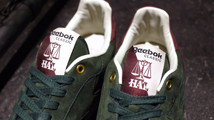 """Photo04 - Reebok CL LEATHER CTM """"HAL"""" CL LEATHER 30th ANNIVERSARY 「CERTIFIED NETWORK」"""