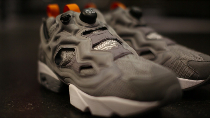 "Photo06 - Reebok CLASSIC Instapump Fury mita sneakers ""20th Anniversary""のPVを公開"