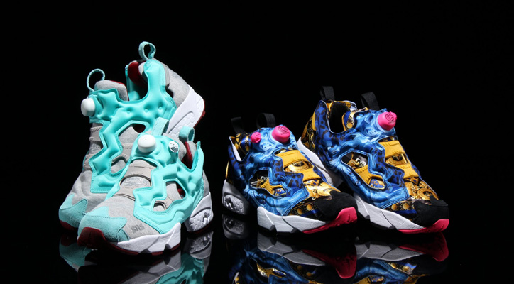 Photo01 - Reebok INSTA PUMP FURY OG &quot20th Anniversary&quot 「SNS」「CONCEPTS」の2コラボレーションモデルが発売