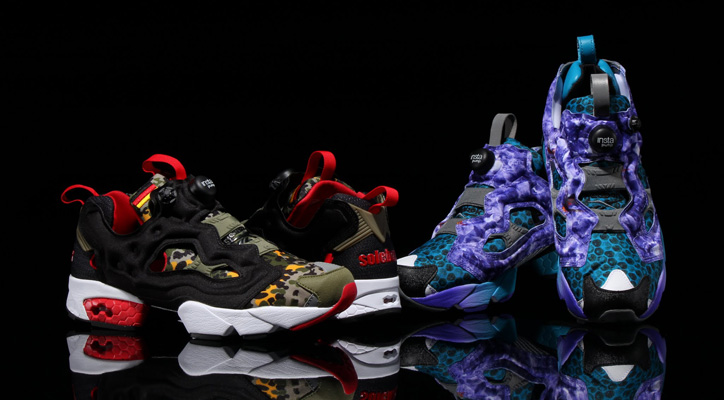 "Photo01 - Reebok INSTA PUMP FURY OG ""20th Anniversary"" 「SOCIAL STATUS」「SOLEBOX」の2コラボレーションモデルが発売"