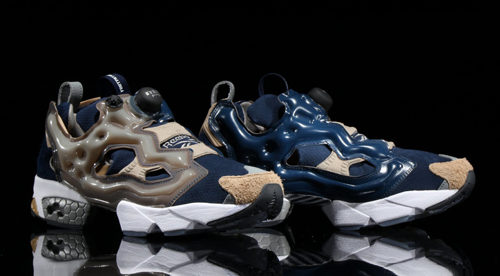 "Photo01 - Reebok INSTA PUMP FURY OG ""20th Anniversary"" 「FOOTPATROL」"